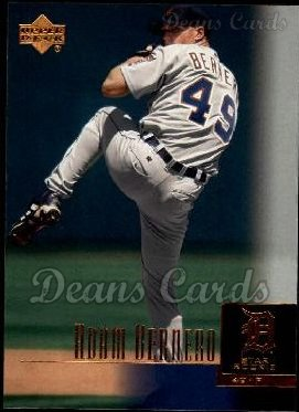2001 Upper Deck #32  Adam Bernero