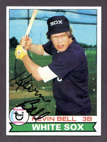 1979 Topps #662  Kevin Bell