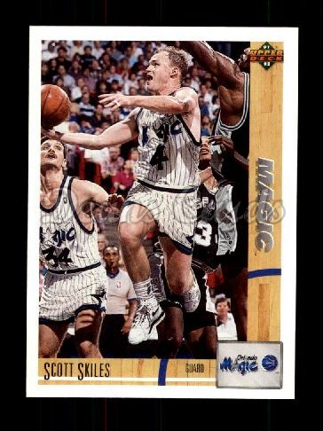 1991 Upper Deck #226  Scott Skiles