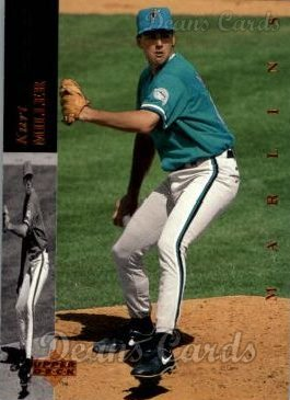 1994 Upper Deck #307  Kurt Miller