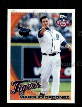 2010 Topps Opening Day #95  Magglio Ordonez