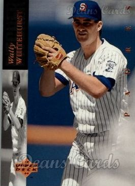 1994 Upper Deck #129  Wally Whitehurst