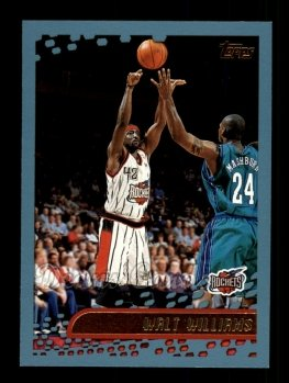 2001 Topps #187  Walt Williams