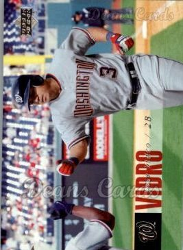 2006 Upper Deck #492  Jose Vidro
