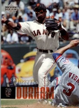 2006 Upper Deck #401  Ray Durham