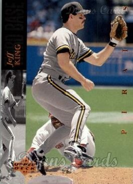 1994 Upper Deck #238  Jeff King