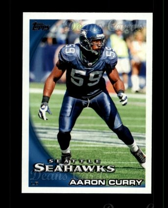 2010 Topps #282  Aaron Curry