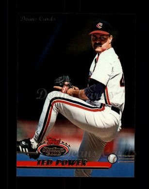 1993 Topps Stadium Club #82  Ted Power