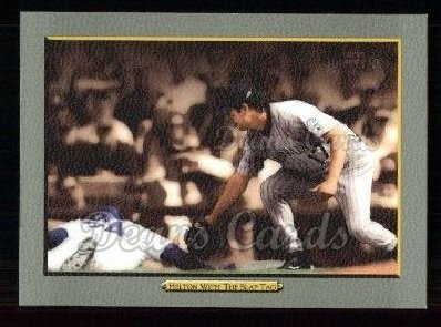 2005 Topps Turkey Red #47   -  Todd Helton With the Slap Tag