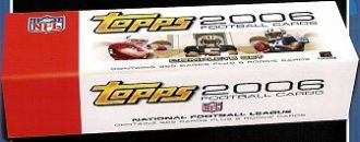 2006 Topps     Football Factory Sealed Complete Set