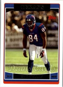 2006 Topps #254  Eric Moulds