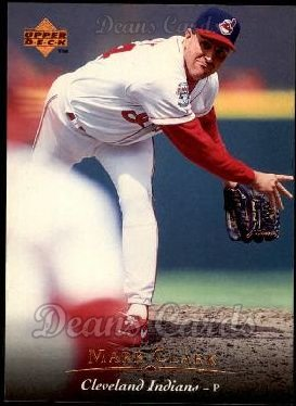 1995 Upper Deck #93  Mark Clark