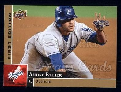 2009 Upper Deck First Edition #157  Andre Ethier