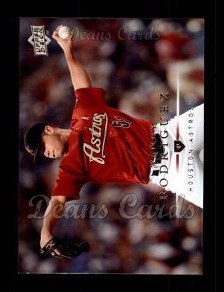 2008 Upper Deck #12  Wandy Rodriguez