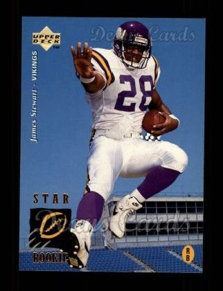 1995 Upper Deck #7  James A.Stewart