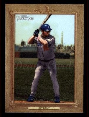 2007 Topps Turkey Red #158  Jeff Kent