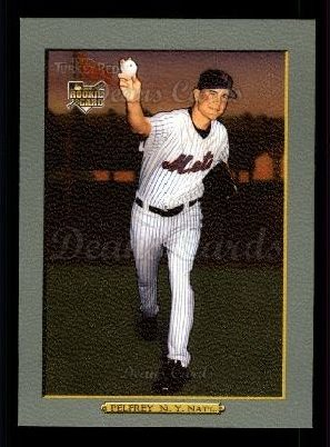 2006 Topps Turkey Red #628  Michael Pelfrey