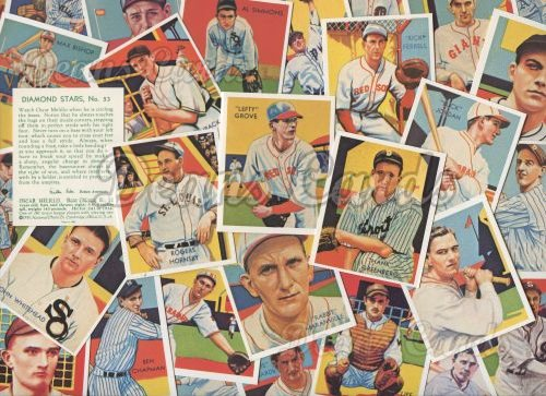 1934 Diamond Stars Reprint   -36  Complete Set