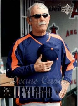 2006 Upper Deck #1071  Jim Leyland