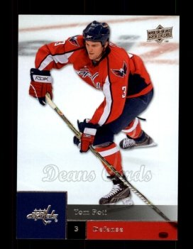 2009 Upper Deck #97  Tom Poti