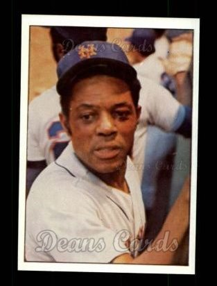 1975 SSPC Superstar #35  Willie Mays
