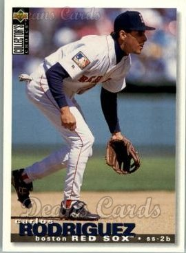 1995 Upper Deck Collector's Choice #407  Carlos Rodriguez
