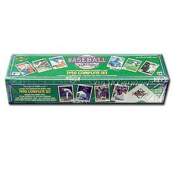1990 Upper Deck     Baseball Factory Sealed Complete Set