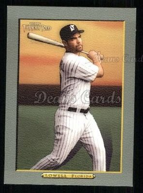 2005 Topps Turkey Red #234  Mike Lowell