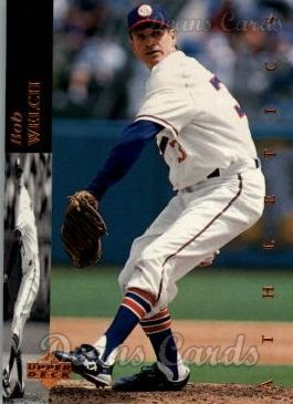 1994 Upper Deck #429  Bob Welch
