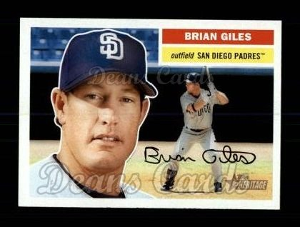 2005 Topps Heritage #149  Brian Giles