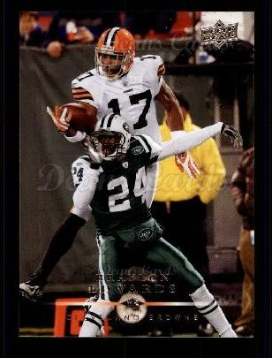 2008 Upper Deck #43  Braylon Edwards