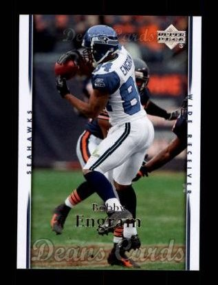 2007 Upper Deck #169  Bobby Engram