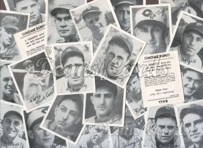 1936 Goudey Reprints     Complete Set