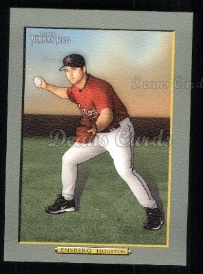 2005 Topps Turkey Red #242  Morgan Ensberg