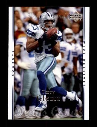 2007 Upper Deck #49  Terry Glenn