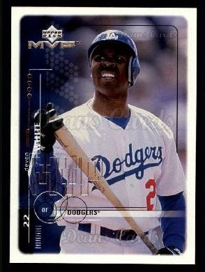 1999 Upper Deck MVP #108  Devon White