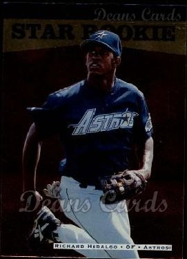 1996 Upper Deck #257  Richard Hidalgo