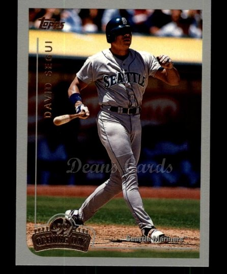 1999 Topps Opening Day #12  David Segui