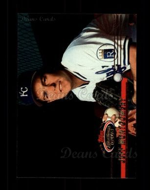 1993 Topps Stadium Club #125  Jeff Montgomery