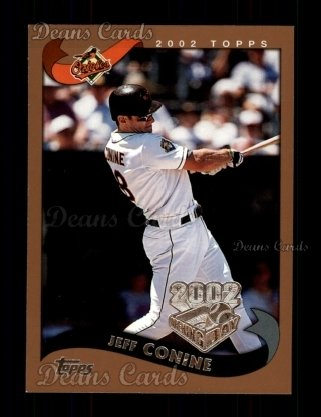 2002 Topps Opening Day #140  Jeff Conine