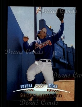 1999 Topps Stadium Club #165  George Lombard
