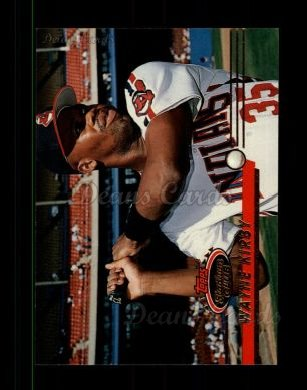 1993 Topps Stadium Club #35  Wayne Kirby