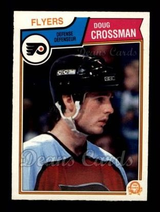 1983 O-Pee-Chees #263  Doug Crossman