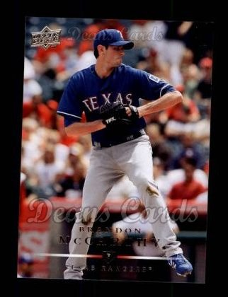 2008 Upper Deck #212  Brandon McCarthy