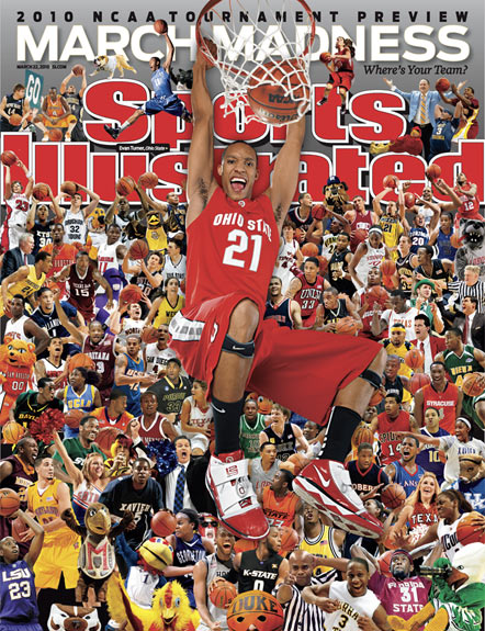 2010 Sports Illustrated   March 22  -  March Madness