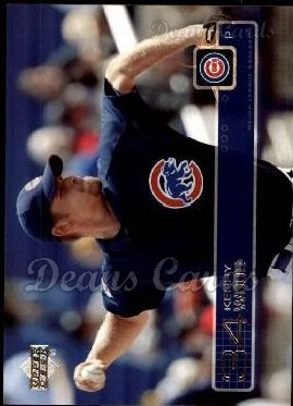 2003 Upper Deck #411  Kerry Wood