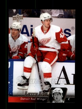 2010 Upper Deck #134  Darren Helm