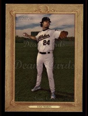2007 Topps Turkey Red #84  Dan Uggla
