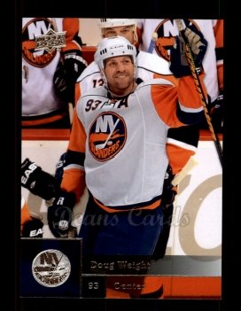 2009 Upper Deck #61  Doug Weight