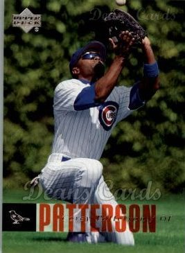 2006 Upper Deck #89  Corey Patterson